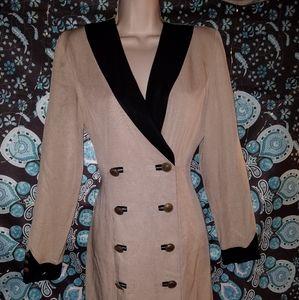 Danny & Nicole Vintage Dress/Jacket Sz.8